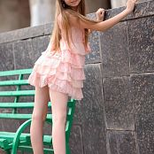 Silver Stars Bella Pink Dress Picture Set 1