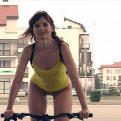 Jeny Smith Bike Rider Part 1 HD Video