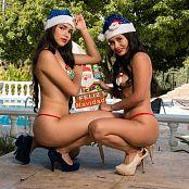 Sofia Zapata & Thaliana Bermudez Group 2 TCG Picture Set 002