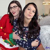 Amber Hahn and Andi Land Christmas JOI Set 608 008