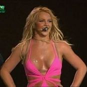 Britney Spears Pink Outfit Dancign Cut Onyx Hotel Lisboa DVDR Video