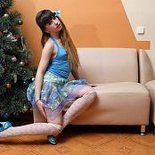 Silver Jewels Sarah Blue Dress Set 3 551