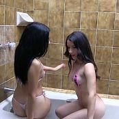 Clarina Opsina and Natalia Marin Fun In The Tub Group 12 TM4B HD Video 012 301217 mp4