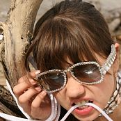 Young Gusel On the beach 536