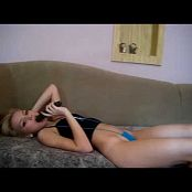 Tanya George Custom Fishnet and Cucumber Video 070118 mp4