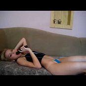 Tanya George Custom Fishnet and Cucumber Video 070118 mp4