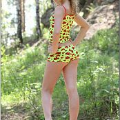 TeenModelingTV Alice Neon Green 574