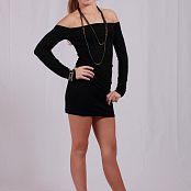 Silver Jewels Alice Black Dress Set 1 554