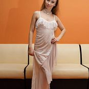 Silver Jewels Alice White Dress Set 6 1046