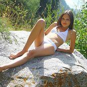 Silver Stars Amy White Bikini Set 1 0757
