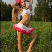 TeenModelingTV Alice Pink White Tutu 1508