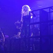 Britney Spears Sexy Black Latex Catsuit Piece OF Me Tour 1080P HD 251217 mp4