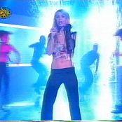 Britney Stronger Live RARE 251217 mkv