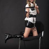 Silver Stars Mika Black Boots Set 1 397