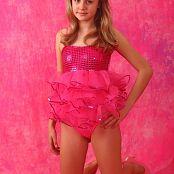 Silver Stars Mika Dance Costume Set 1 011