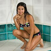 Karina Gomez Colorful Bikini TM4B Set 002 060