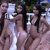 Emily Reyes, Dulce Garcia & Sofia Sweety Tiny Thongs Group 20 TM4B HD Video 20