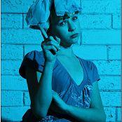 TeenModelingTV Madison Denim Skirt 1020