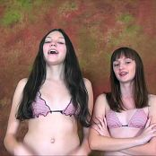 Fashion Land Amy and Adrianna Crazy Princesses HD Video 180118 mp4