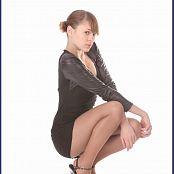 TeenModelingTV Amber Black Mini 476