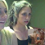2 cute girls react to 2 girls 1 cup video 200118 avi