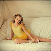 TeenModelingTV Alice Yellow Tutu 697