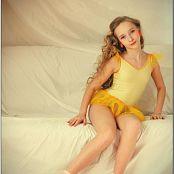 TeenModelingTV Alice Yellow Tutu 788