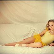 TeenModelingTV Alice Yellow Tutu 789