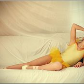 TeenModelingTV Alice Yellow Tutu 790
