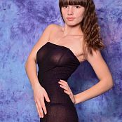 Silver Starlets Nakita Black Dress Picture Set 1