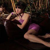 Silver Starlets Sage Purple Dress Set 1 3882