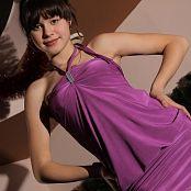 Silver Starlets Sage Purple Dress Set 1 3909