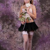 Silver Jewels Alice Black Skirt Set 4 074