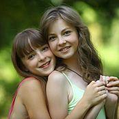 Silver Stars Eva & Bella Friends Picture Set 1
