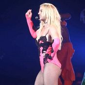 Britney Spears How I Roll Live Femme FAtale Tour Montpellier 2011 HD Video