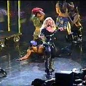 Britney Spears Boys Live Montreal 2004 Onyx Tour Video