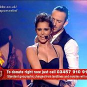 Cheryl Tweedy Parachute Sport Relief 19th March 2010snoop 270118 mpg