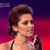 Cheryl Tweedy Parachute Live Sport Relief 2010 Video