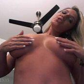 Nikki Sims Pink Panties & Big Titties On Top Tease Camshow Cut Video