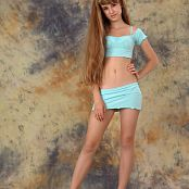 Silver Starlets Yulia Blue Skirt Picture Set 1