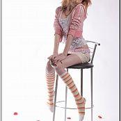 TeenModelingTV Ella Peace Skirt 251