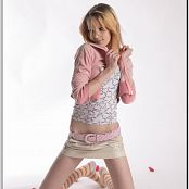 TeenModelingTV Ella Peace Skirt 302