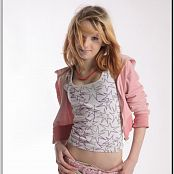 TeenModelingTV Ella Peace Skirt 304