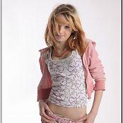 TeenModelingTV Ella Peace Skirt 304