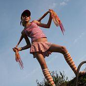 TeenModelingTV Ella Pink Outfit 542
