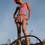 TeenModelingTV Ella Pink Outfit 548