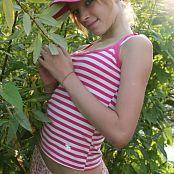 TeenModelingTV Ella Pink Outfit 586