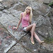 TeenModelingTV Ella Pink Sleeveless 668
