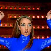 Britney Spears Oops Blue Latex Edit HD Video