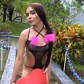 Dulce Garcia Sheer Black One Piece T Back TCG HD Video 002 040218 mp4
